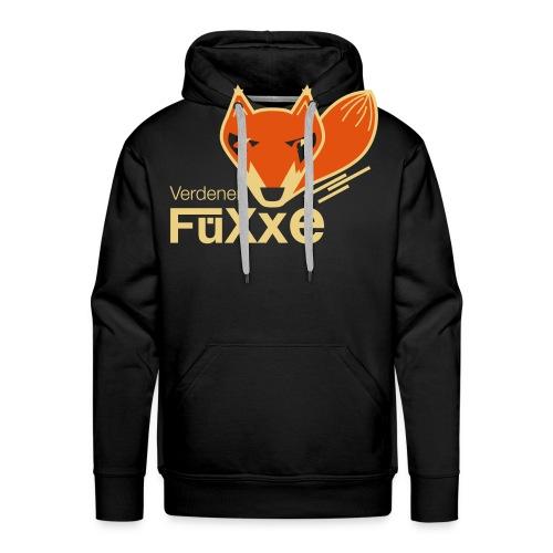 VerdenerFüXxe - Männer Premium T-Shirt - schwarz - Männer Premium Hoodie