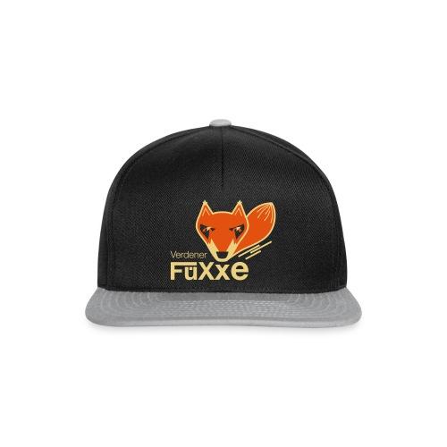 VerdenerFüXxe - Männer Premium T-Shirt - schwarz - Snapback Cap