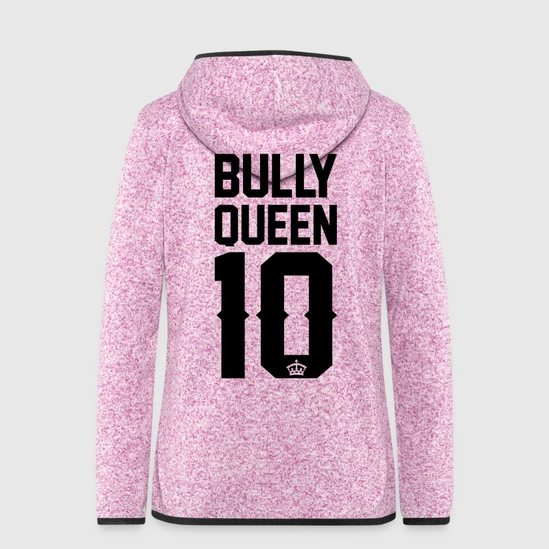 Bully-Queen Jacken & Westen - Frauen Kapuzen-Fleecejacke