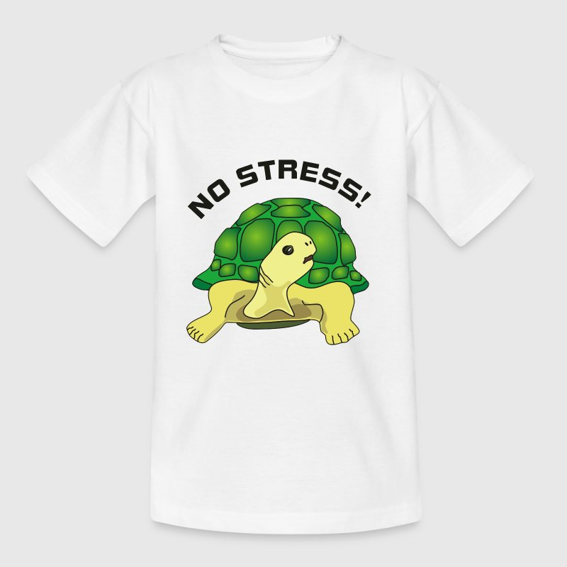 no stress T-Shirts - Kinder T-Shirt