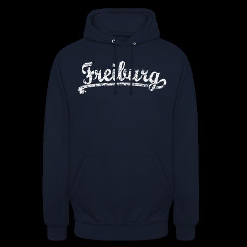 Freiburg Classic Vintage (Weiß) S-5XL T-Shirt - Unisex Hoodie