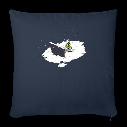 WT F - Sofa pillowcase 17,3'' x 17,3'' (45 x 45 cm)