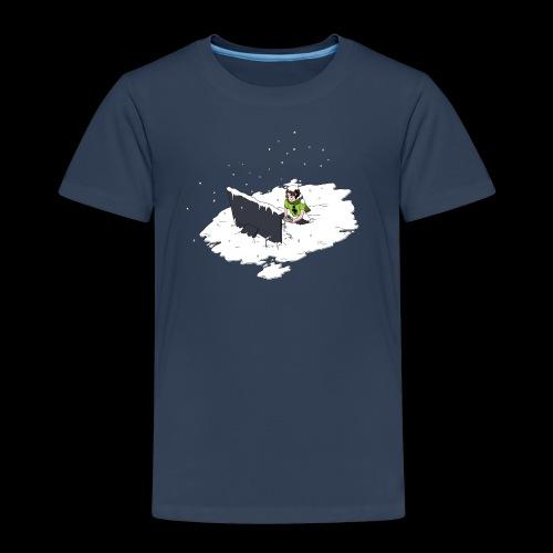 WT F - Kids' Premium T-Shirt