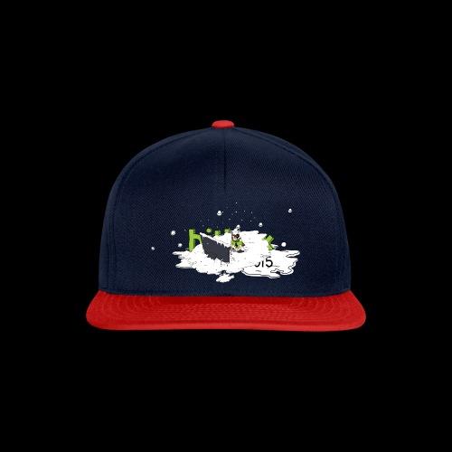 WT F - Snapback Cap