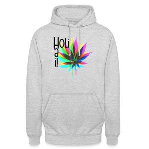 HOLI HAI! / Cannabis - Unisex Hoodie
