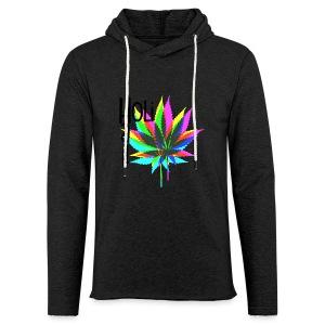 HOLI HAI! / Cannabis - Leichtes Kapuzensweatshirt Unisex