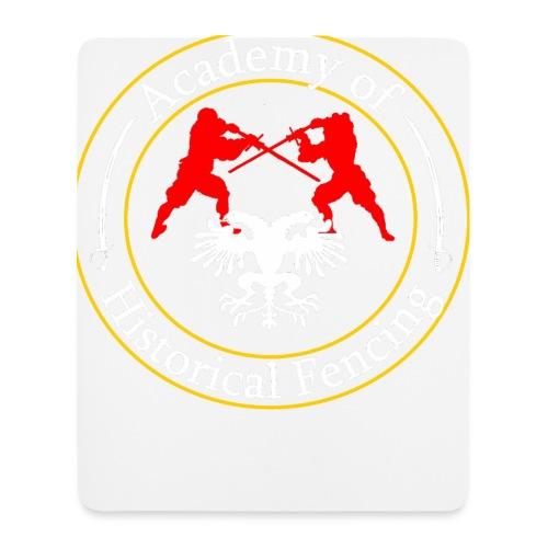 AHF club t-shirt (Womens) - Mouse Pad (vertical)