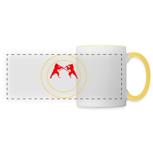AHF club t-shirt (Womens) - Panoramic Mug