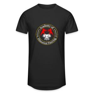 AHF club t-shirt (Womens) - Men's Long Body Urban Tee