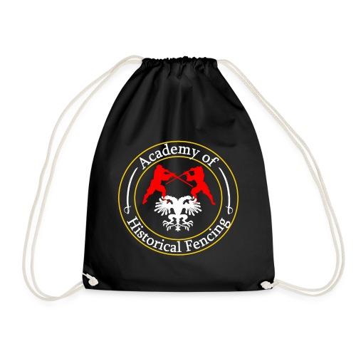 AHF club t-shirt (Womens) - Drawstring Bag