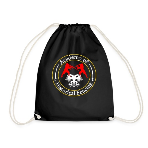 AHF club t-shirt (Womens) - Drawstring Bag