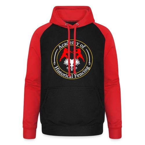 AHF club t-shirt (Womens) - Unisex Baseball Hoodie