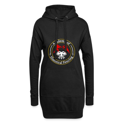 AHF club t-shirt (Womens) - Hoodie Dress