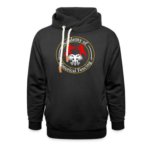 AHF club t-shirt (Womens) - Shawl Collar Hoodie