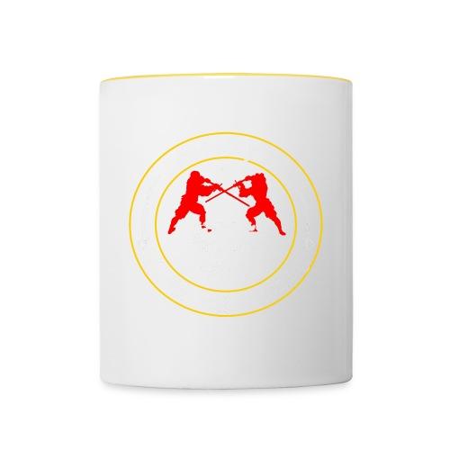 AHF club t-shirt (Womens) - Contrasting Mug