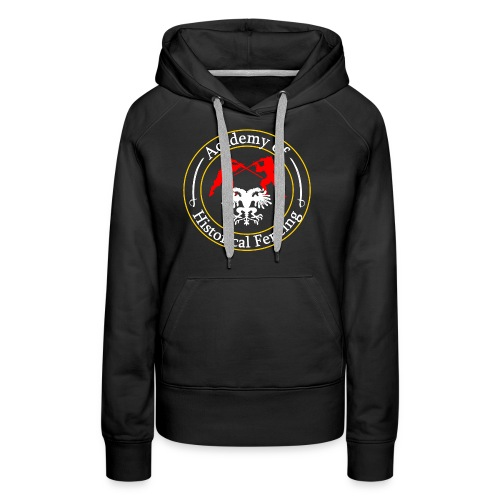 AHF club t-shirt (Womens) - Women's Premium Hoodie
