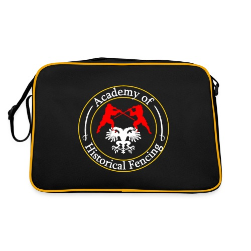 AHF club t-shirt (Womens) - Retro Bag