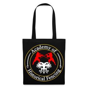 AHF club t-shirt (Womens) - Tote Bag