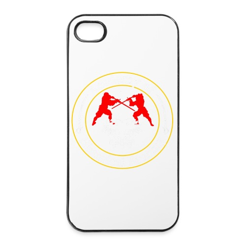 AHF club t-shirt (Womens) - iPhone 4/4s Hard Case