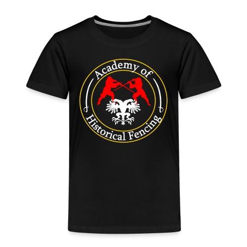 AHF club t-shirt (Womens) - Kids' Premium T-Shirt