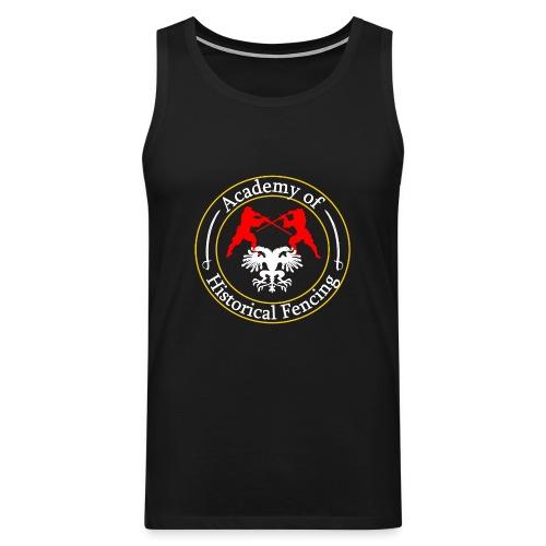 AHF club t-shirt (Womens) - Men's Premium Tank Top