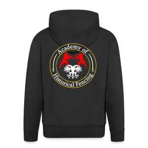 AHF club t-shirt (Womens) - Men's Premium Hooded Jacket