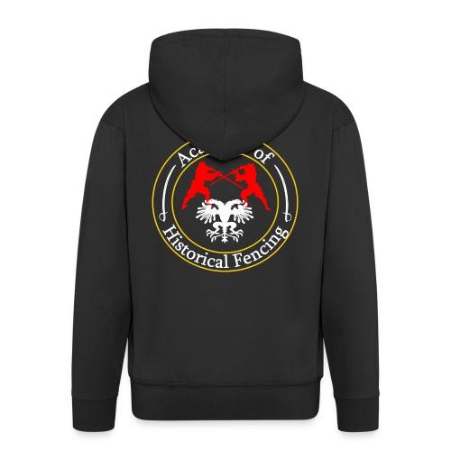 AHF club t-shirt (Womens) - Men's Premium Hooded Jacket