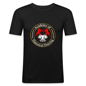 AHF club t-shirt (Womens) - Men's Slim Fit T-Shirt