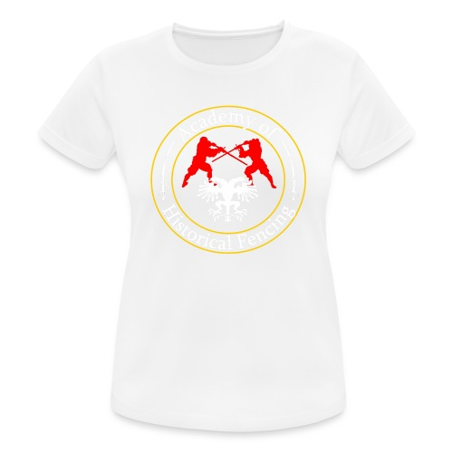 AHF club t-shirt (Womens) - Women's Breathable T-Shirt