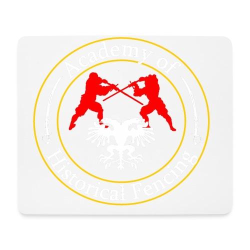 AHF club t-shirt (Womens) - Mouse Pad (horizontal)