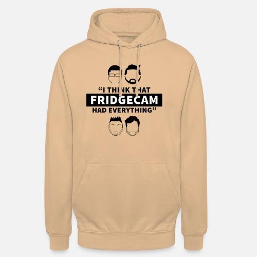 FridgeCam (Ladies) - Unisex Hoodie