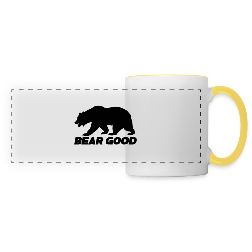 Bear Good Mug - Panoramic Mug