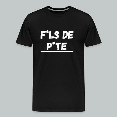 fdp homme - T-shirt Premium Homme
