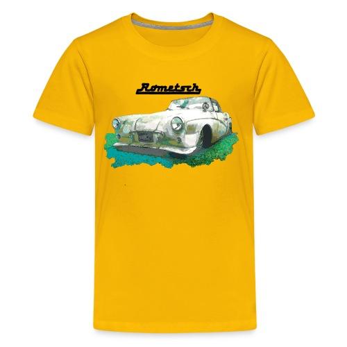 Rometsch Custom - Teenage Premium T-Shirt