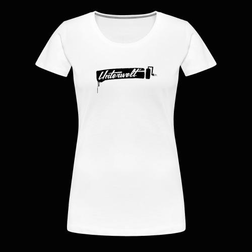 Unterwelt Produktion  - Frauen Premium T-Shirt