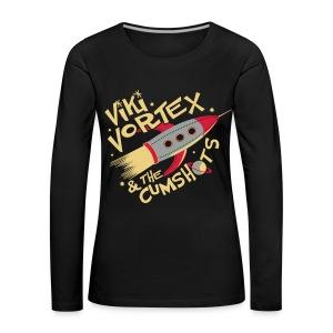 Black Sweatshirt New Logo - Women's Premium Longsleeve Shirt
