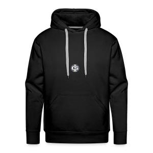 Consoleskins Snapback - Zwart-Grijs - Mannen Premium hoodie