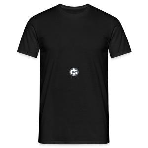 Consoleskins Snapback - Zwart-Grijs - Mannen T-shirt