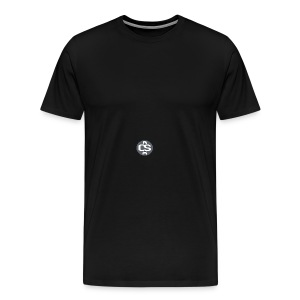 Consoleskins Snapback - Zwart-Grijs - Mannen Premium T-shirt