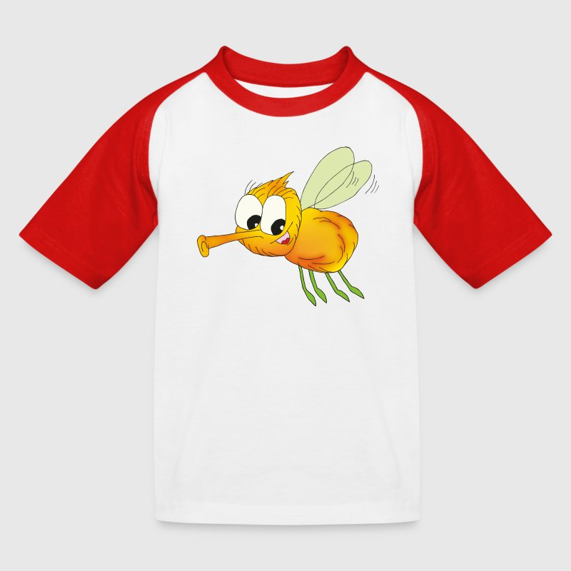 Buzz T-Shirts - Kinder Baseball T-Shirt