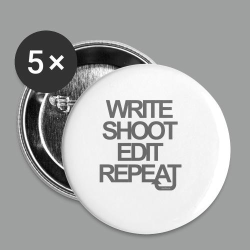 Thermobecher WSER - Buttons klein 25 mm