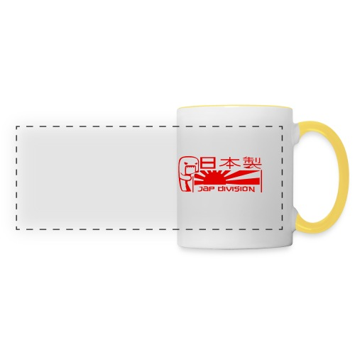 mouse mat - Panoramic Mug