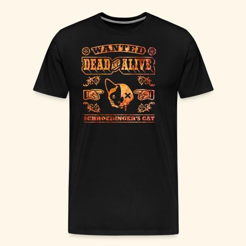 Schrödingers Katze, Kerlie - Männer Premium T-Shirt