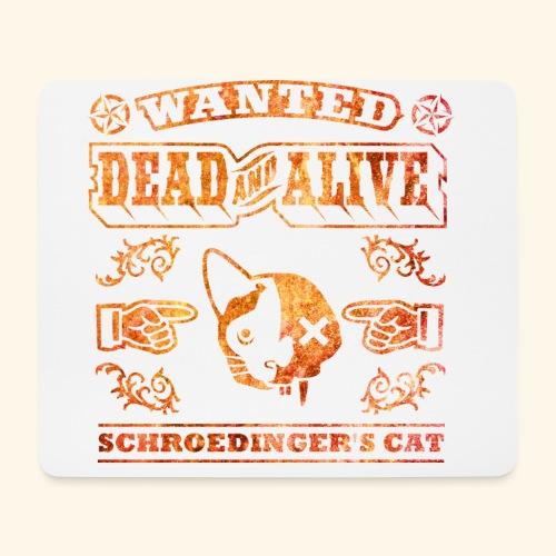 Schrödingers Katze, Kerlie - Mousepad (Querformat)