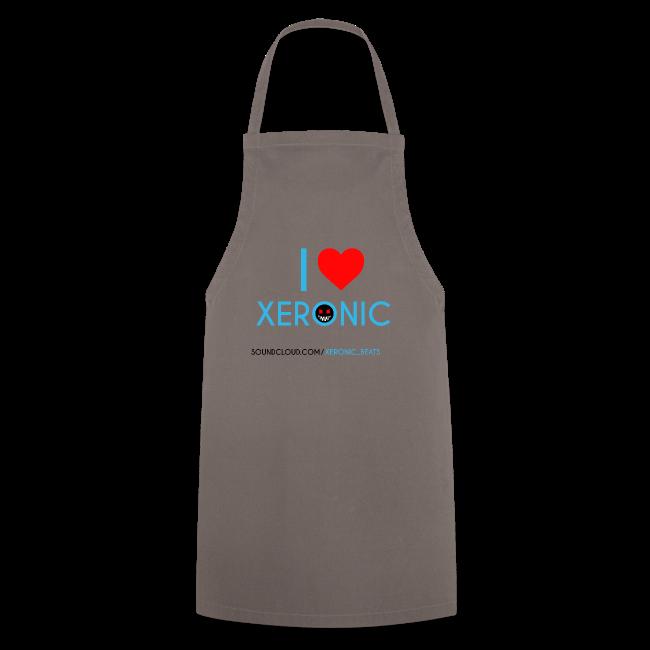 I Love Xeronic | Apron