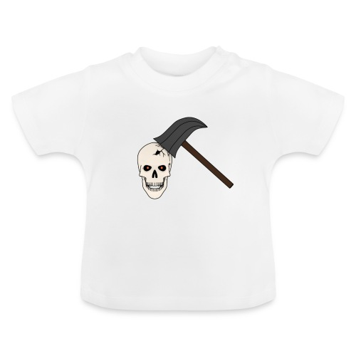 Skullcrusher Teenager T - Baby T-Shirt