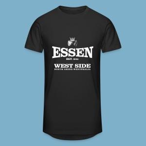 Essen West Side - Männer Urban Longshirt