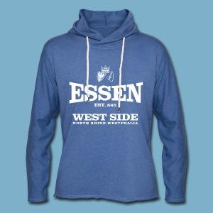 Essen West Side - Leichtes Kapuzensweatshirt Unisex