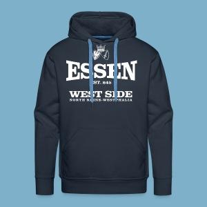 Essen West Side - Männer Premium Hoodie