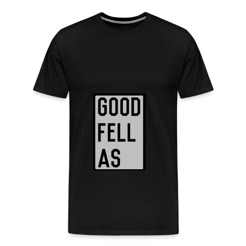 Goodfellas Records Hoodie Spring Edition - Männer Premium T-Shirt